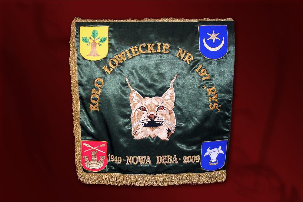 sztandary wojskowe